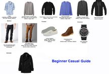 men's fashion / by Abby R