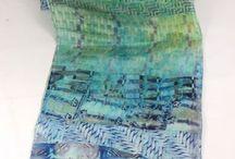 dyeing silk