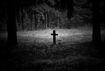 Tombstones / Cemeteries / by Shelly Fifer