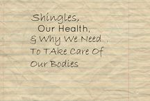Our Bodies / Keeping us healthy