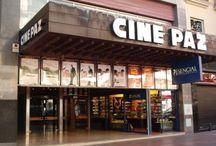 Cine Paz Madrid / El Cine Paz de Madrid, en la calle Fuencarral, ofrece historias entretenidas, entrañables y bonitas y además exhibe películas de autor y de cine independiente. Calle Fuencarral, 125, Madrid. https://www.facebook.com/cinepazmadrid