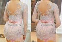 pink soft kebaya by vera