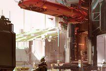 Sci-Fi-Env