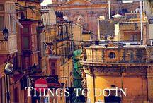 Cestování-Malta