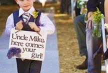 Wedding Ideas / by Tammy Miller-Dwake
