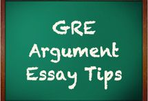GRE Prep and Tips / by Danielle N