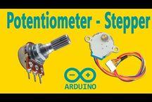 arduino step motor