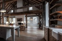 Barn house love