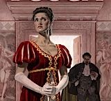 Opera posters. Tosca. Puccini