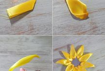 selyem virág
