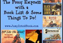 Pony Express...