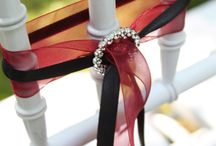 Wedding Decor & Misc / From favors for your guests, to tie backs for the chairs, you wedding decor will tie everything together and inspire.
