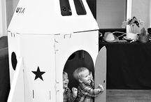 Aniversário astronauta