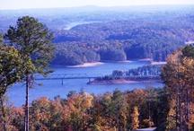 Georgia Scenery