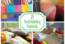 Quilting / by Rhonda Johnston