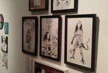 Exhibitions & Live Art