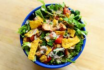 Easy salads / by Jill Smith