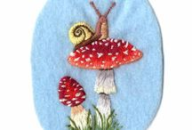 couture perles et tricot