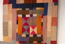 .quilt as composition. / looking at patchwork as art