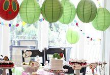 Kids party / by Gloria Pfeiffer