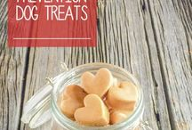 Homemade flea prevention treats for dogs and cats
