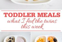 Foodie | Toddler Edition