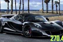 Top 10 Fastest Cars in the World 2016