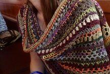 scarves crotchet
