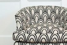 barrel chair inspiration / by Meg Hines