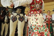 POLSKA NA LUDOWO - POLAND- HIGHLANDER, TRADICIONALE COSTUME