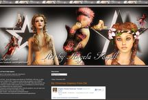 My Blog looks / Whenever I update my blog, post new look x