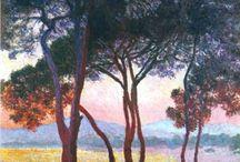 Artwork / Juan Les Pins - Claude Monet