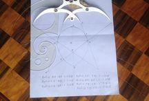 DaVinciKey / Golden ratio calipers for artists and designers.