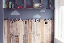 Madera reciclada / madera resiclada