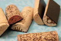 Wine Craft Ideas