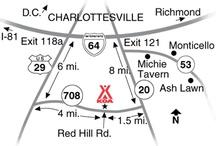 TRAVEL--Gettysburg, Charlottesville, Shanksville, Washington D.C., New York City