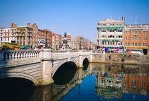 Goal:  Visit Ireland