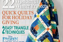 easy quilts magazine by fons and porter