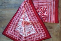 Quilted Cotton Throws