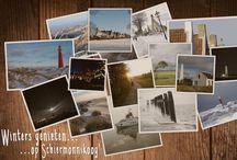 Fotowedstrijd Schiermonnikoog / Fotowedstrijd van VVV Schiermonnikoog, met als thema 'Winters genieten...op Schiermonnikoog'