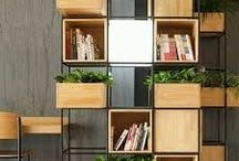 Closet study room