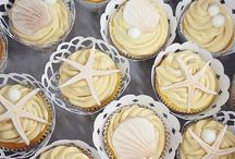 Wedding cup cakes / Cup cake design