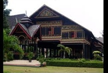 Indonesia Tradisional house