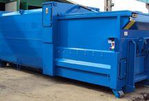 Maquinaria de Reciclaje para tratamiento y gestión de residuos