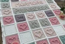 Háčkované čtverce