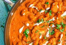 Vegan Indian Food / This board is dedicated to 100% vegan Indian cuisine. Browse through and find something to eat for dinner tonight.