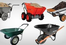 Best Wheelbarrow / People often do not realize the importance of a wheelbarrow. But it is a relief to have this simple tool handy as it can greatly make carrying objects around easier. Don't get one without reading about it here.
