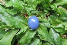 Mustika Aura Biru Menyala