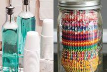 Organizzare - Trucchi casa