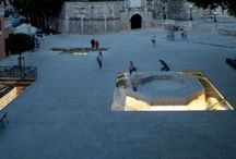 Public Plazas